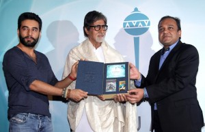 14jul_Amitabh Bachchan Shekhar Ravjiani Hanuman Chalisa
