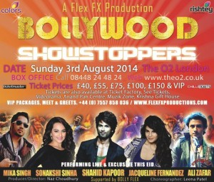 14jul BollywoodShowstoppers 300x255 More on Bollywood Showstoppers 2014!!