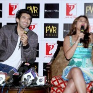 14jul DaawatEIshqMusicLaunch15 185x185 Pictures: Aditya Roy Kapoor and Parineeti Chopra launched Daawat e Ishq Music