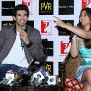 14jul DaawatEIshqMusicLaunch18 185x185 Pictures: Aditya Roy Kapoor and Parineeti Chopra launched Daawat e Ishq Music
