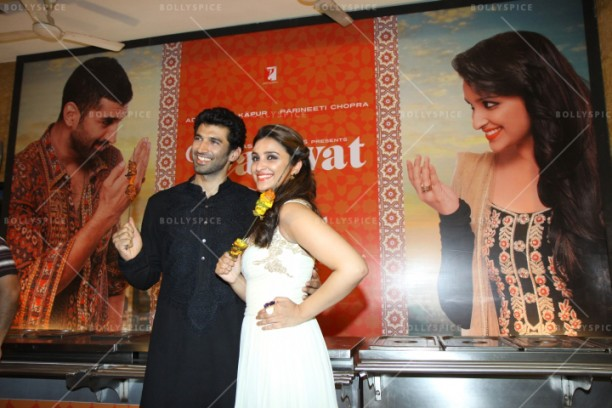 14jul DaawateIshq TrailerLaunch01 612x408 You are cordially invited to Daawat e Ishq