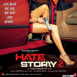 14jul HateStory2 300x300 Hate Story 2 Music Review