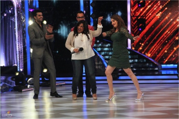 14jul JDJ7 BobbyJasoos15 612x407 Jhalak Dikhhla Jaa 7: Vidya Balan as Bobby Jasoos and 6 new wild card entries!