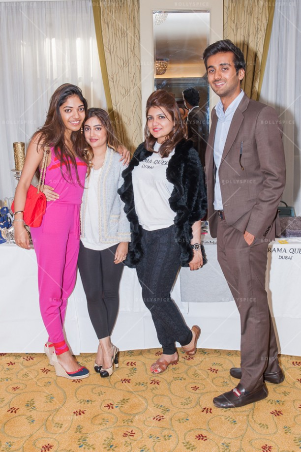 14jul KanikaTrunkShow03 612x919 Kanika Kapoor hosts an exclusive Trunk Show