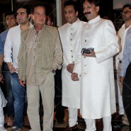 14jul SalmanSRKIftar2Hug13 185x185 SRK, Salman and other stars at Siddiqui Iftaar Party