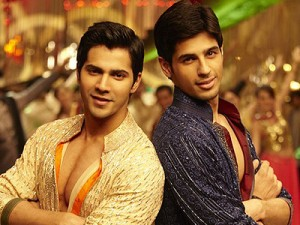14jul Varun Sidharth 300x225 Varun Dhawan denies competition between him and Sidharth Malhotra