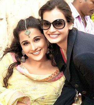 14jul diainterview 01 Dia Mirza: From the first shot of Bobby Jasoos, we had the sense that we were on to something special.