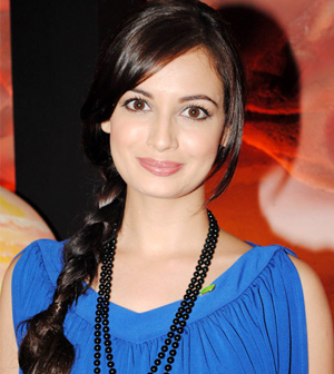 14jul diainterview 02 Dia Mirza: From the first shot of Bobby Jasoos, we had the sense that we were on to something special.