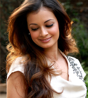 14jul diainterview 03 Dia Mirza: From the first shot of Bobby Jasoos, we had the sense that we were on to something special.