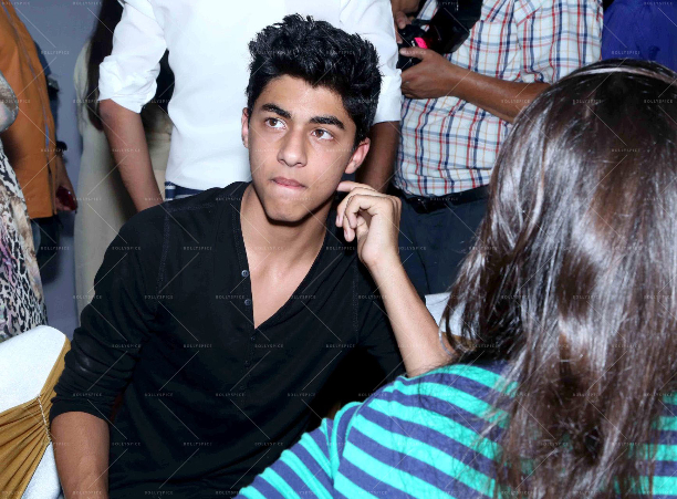 183570 In Picures: Gauri along with Suhana and Aryan Khan launch The Brown Box Bakery