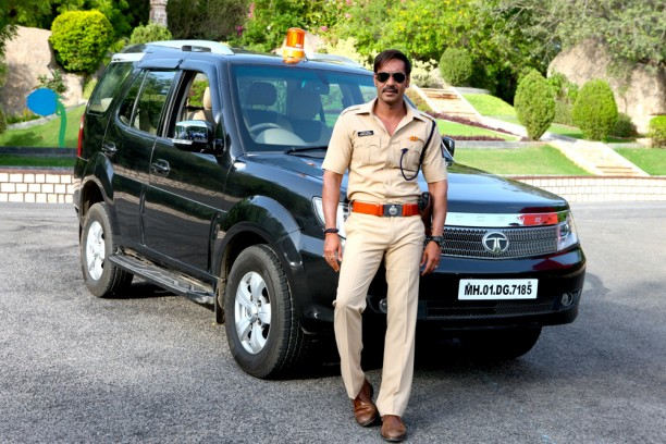 Ajay Devgn 3 612x408 Singham Returns and Tata Motors