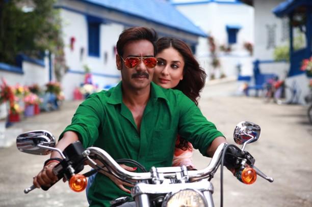 Ajay Devgn-Kareena Kapoor