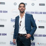 DSC 5686 185x185 LIFF Special Report: Million Dollar Arm UK Premiere