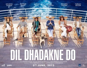 Dil Dhadakne Do poster 2
