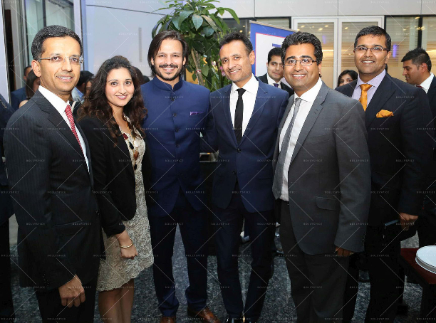 Dixit Joshi Reena Ranger Vivek Oberoi Ganguly Manoj Ladwa 'Women Empowered In Support Of Sewa Day' In Conversation With Vivek Oberoi