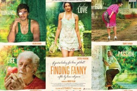 Finding Fanny Poster (2)