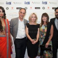 LIFFSOLDopeningnight15 185x185 London Indian Film Festival launches with powerful premiere of Gillian Anderson film 'Sold'