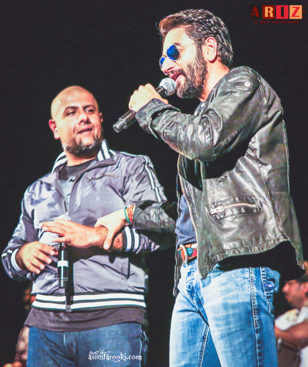 Vishal Shekhar Vishal, Shekhar and Neeti Mohan get fans in New Jersey, on their feet!
