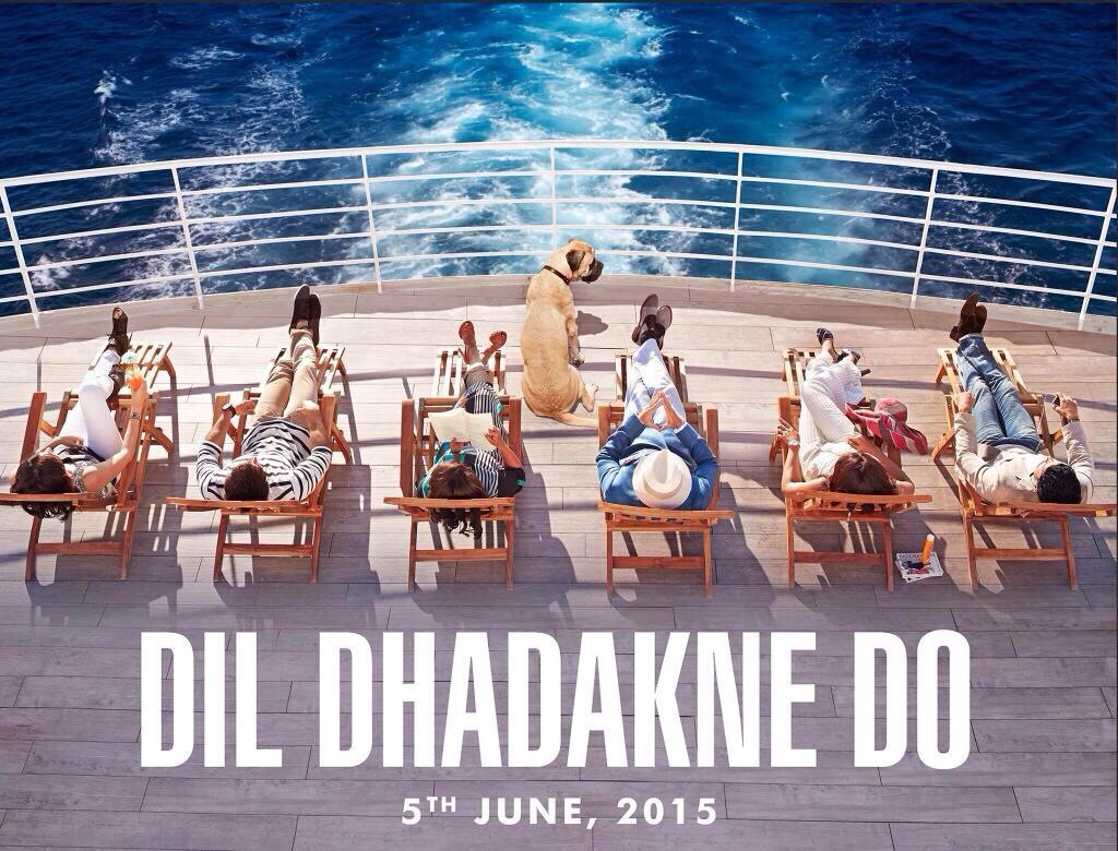 image4 Dil Dhadakne Dos intriguing  Teaser poster plus a cool bonus!  What we learned from Zoyas chat!