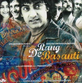 14aug rdbbook Rang De Basanti: The Shooting Script launched on Indian Independence Day