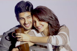anushka and siddharth bru coffee ad