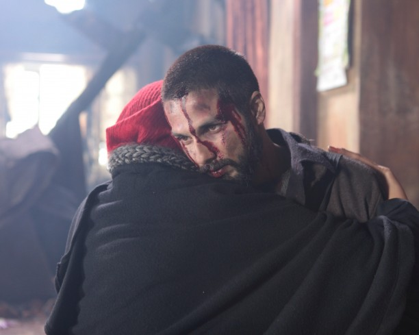 image1 612x489 What Shahid Kapoor did for Haider
