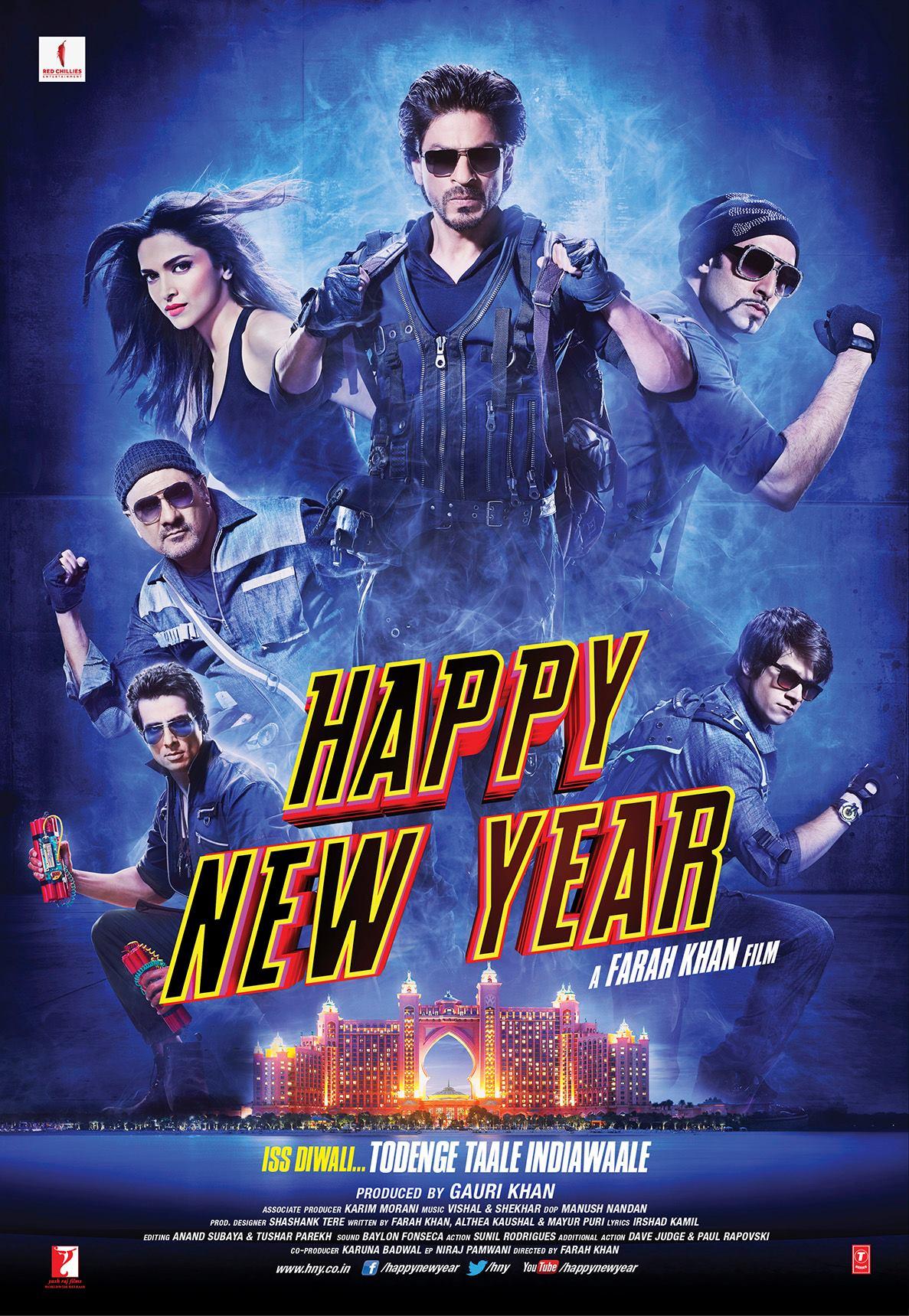 Смотреть фильмы 2017 индийские с новым годом