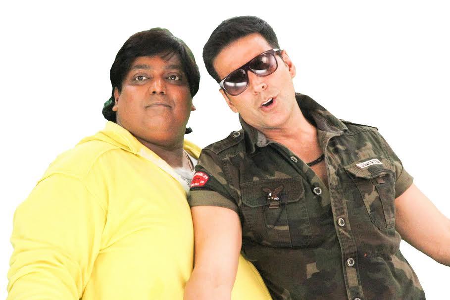 Akshay Kumar's special gesture for close friend Ganesh Acharya |  BollySpice.com – The latest movies, interviews in Bollywood