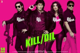 14sep_Kill Dil Poster