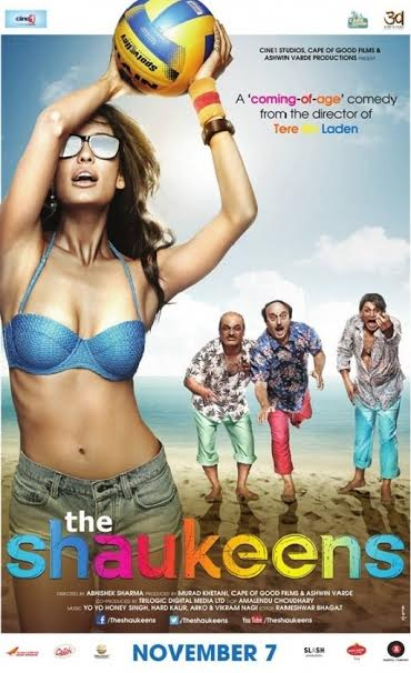 14sep_The Shaukeens poster