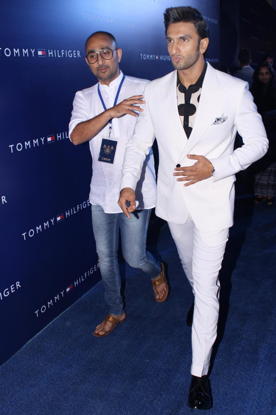 report on tommy hilfiger india