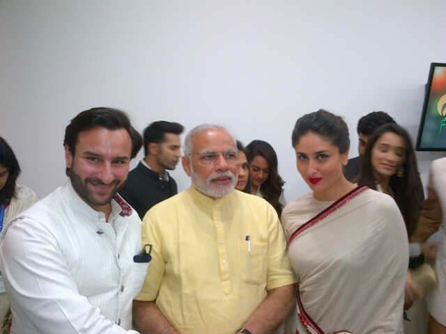 14oct_Saif Kareena Modi