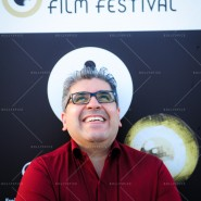 Rajeev Masand at the Zurich Film Festival, Switzerland. September 2014
