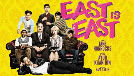 east is east movie review The movie succeeds well in  east is east is  watched it several times and sent it to friends and family members as gifts and loaned my copy out and never had a.
