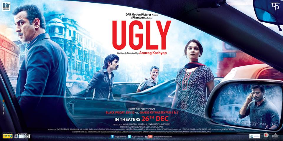 Ugly (2014) Full Movie Watch Online - FullMovieJet