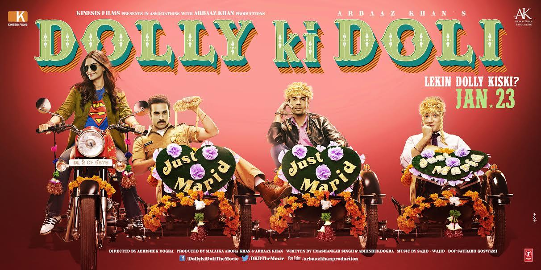 14dec_Dolly Ki Doli Poster 2