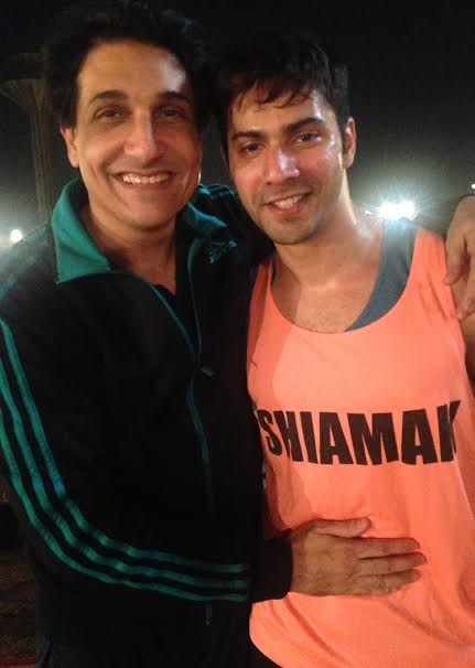 14dec_Varun Dhawan and Shiamak 1