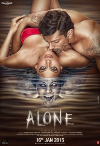 Alone Poster (2)