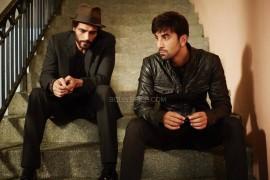 Arjun Rampal & Ranbir Kapoor in ROY