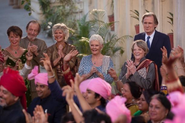 Second Marigold Hotel - A Stellar Ensemble cast