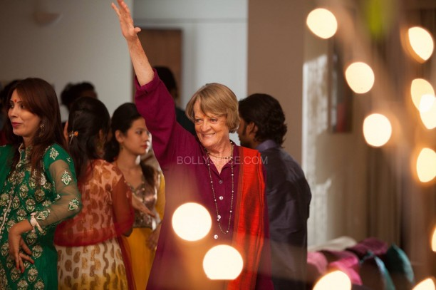 Second Marigold Hotel - Dame Maggie Smith as Muriel Donnelly