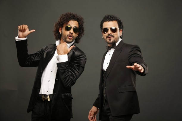 Toshi & Sharib