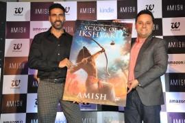 Amish Tripathi Akshay Kumar 2