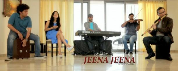 JEENA COVER