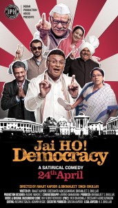 Jai Ho Democracy-poster