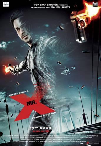 Mr. X poster