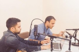 Aksash Singh Arjun Gupta podcast