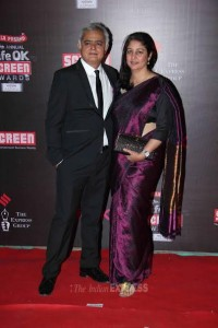 Filmmaker Hansal Mehta in London to Support his Wife