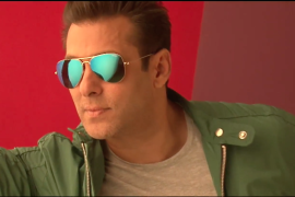 Salman Khan Image Eye wear