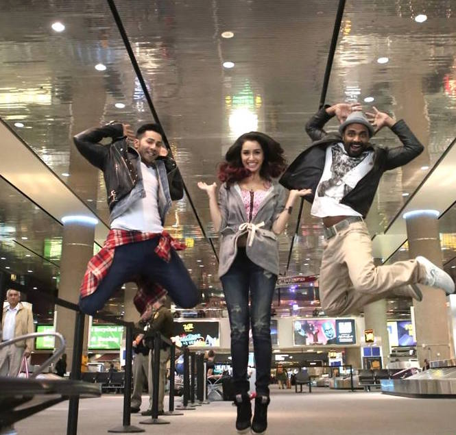 More about ABCD 2 plus the cool show, game and merchandise to come